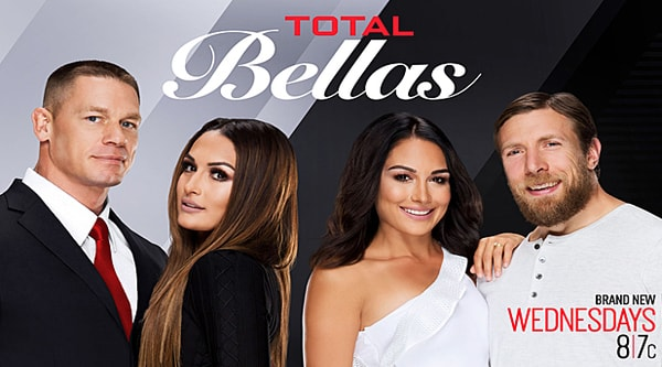 Watch WWE Total Bellas S01E06 11/9/16 Live Online Full Show | 9th November 2016