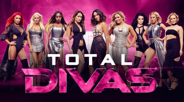WWE Total Divas S07E10 Season 7 Episode 10