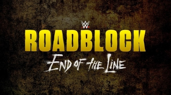 Watch WWE RoadBlock End Of The Line 2016 12/18/16 Live Online Full Show | 18th December 2016