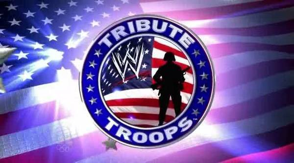 WWE Tribute To The Troops 12/14/17