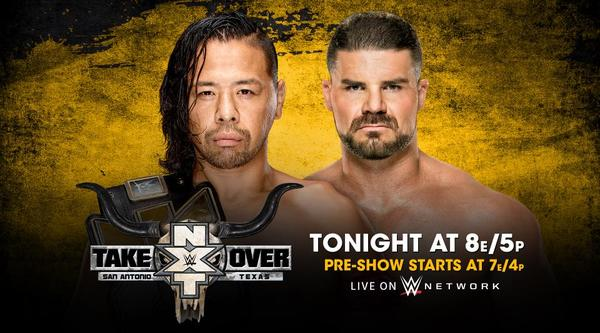 Watch WWE NxT TakeOver Live 2017 San Anjonio 1/28/17 Live Online Full Show | 28th January 2017