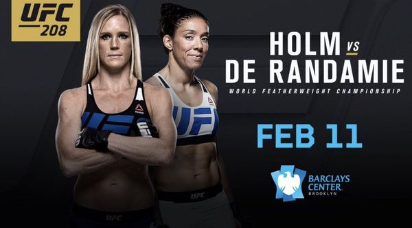 UFC 208 Holm Vs De Randamie video Watch Online 2/11/17 11th February 2017 This Week