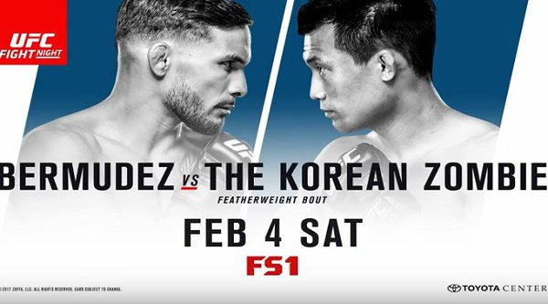Watch UFC FightNight 104 2/4/17 Live Online Full Show | 4th February 2017