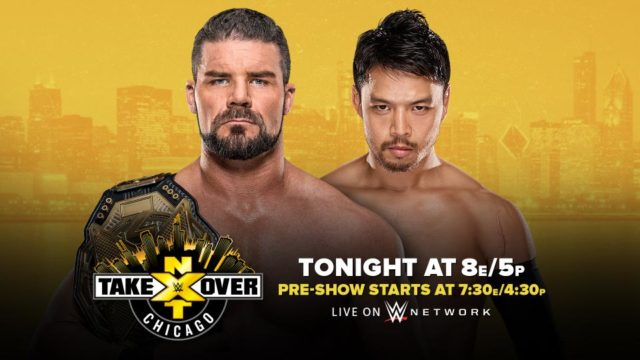 Watch WWE NxT Takeover Chicago 5/20/17 Live Online Full Show | 20th May 2017