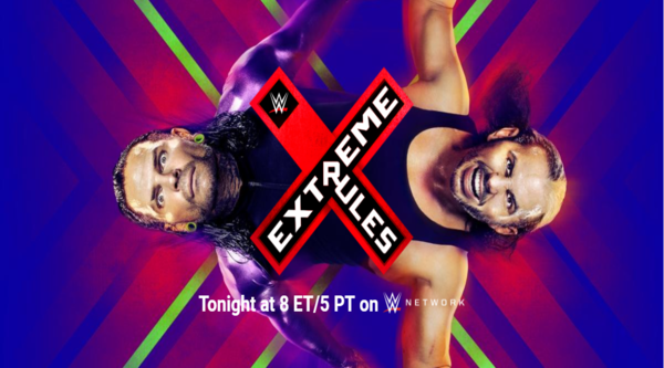 Watch WWE ExtremeRules 2017 PPV Live 6/4/17 Live Online Full Show | 4th June 2017