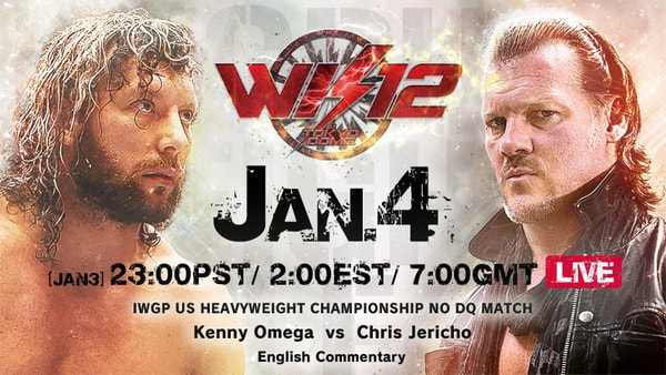 Watch NJPW Wrestle Kingdom 12 in Tokyo Dome Live 1/4/18 Live Online Full Show | 4th January 2017