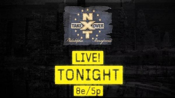 WWE NXT TakeOver: Philadelphia 1/27/18