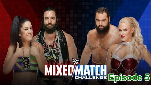 Watch WWE Mixed Match Challenge S01E05 Episode 5 Online Full Show Free