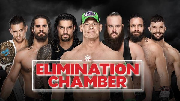 Watch WWE Elimination Chamber 2018 PPV 2/25/18 Live Online Full Show | 25th February 2018