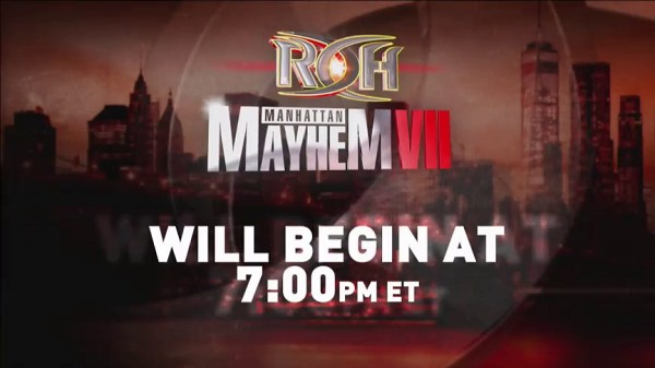 Watch R@H Manhattan Mayhem VII 2018 Live Online Full Show