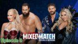 Watch latest WWE Mixed Match Challenge S01E09 Episode 9