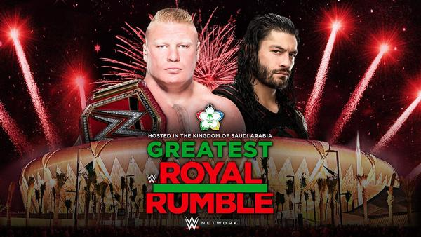 Watch WWE Greatest Royal Rumble 2018 PPV Online 4/27/18 Live Online Full Show | 27th April 2018