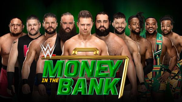 Watch WWE Money In The Bank 2018 PPV 6/17/18 Live Online Full Show | 17th June 2018