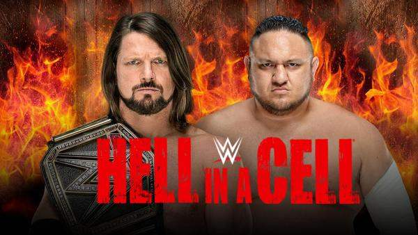 Watch WWE Hell In A Cell 2018 PPV 9/16/18 Live Online Full Show | 16th September 2018