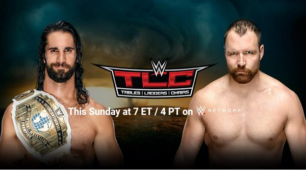 Watch WWE TLC Tables Ladders And Chairs 2018 PPV 12/16/18 Live Online Full Show | 16th December 2018