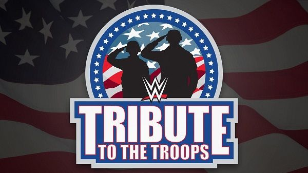 Watch WWE TRIBUTE TO THE TROOPS 2018 12/20/18 Live Online Full Show | 20th December 2018