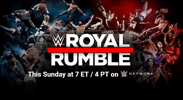 Watch WWE Royal Rumble 2019 PPV 1/27/19 Live Stream Online Full Show | 27th January 2019