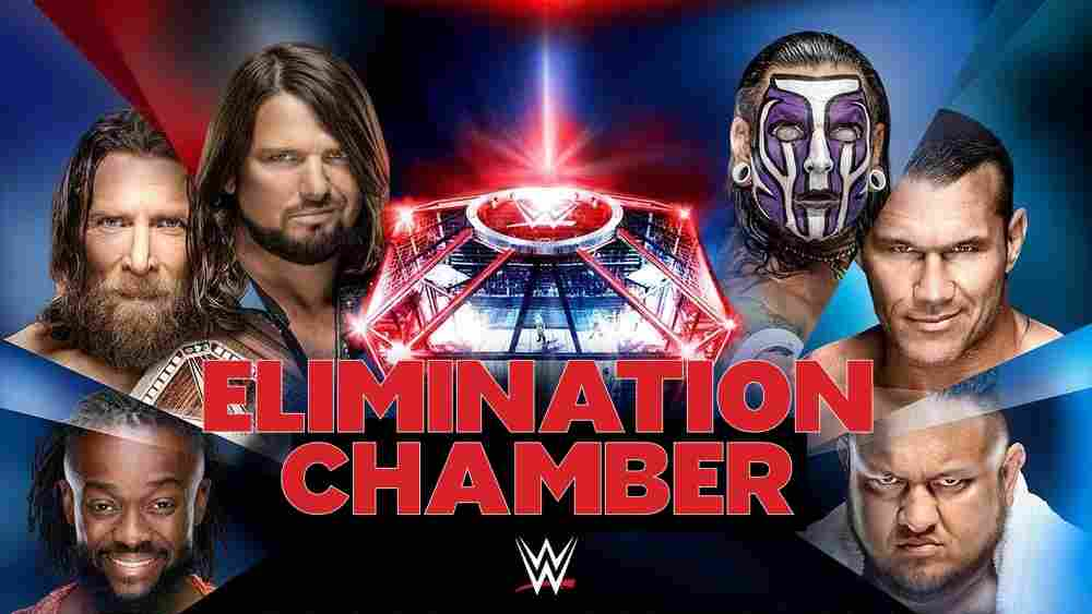 WWE Elimination Chamber 2019 PPV Online 2/17/19 17th February 2019 videos HD/Divix Quaility