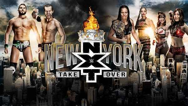 Watch NXT TakeOver: New York 4/5/19 Live Online Full Show | 5th April 2019