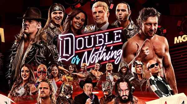 AEW Double or Nothing 2019 video Watch Online 5/25/19 25th May 2019 This Week