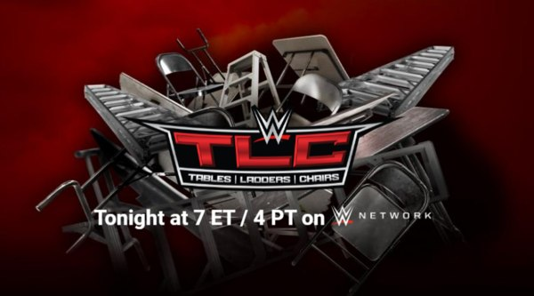 Watch WWE TLC : Tables Ladders And Chairs 2019 PPV 12/15/19 Live Online Full Show | 15th December 2019