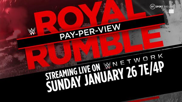 Watch WWE Royal Rumble 2020 PPV 1/26/20 Live Online Full Show | 26th January 2020