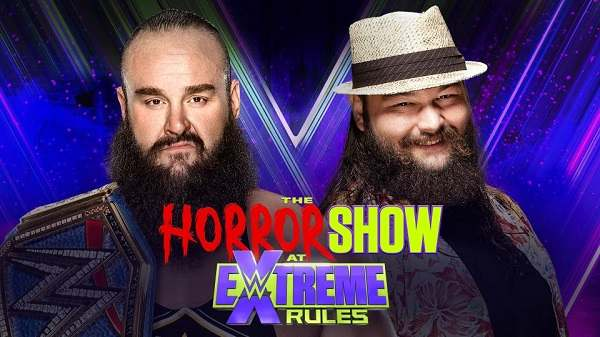 Watch WWE The Horror Show at Extreme Rules 2020 PPV 7/19/20 Live Online Full Show | 19th July 2020
