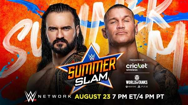 Watch WWE SummerSlam 2020 PPV 8/23/20 Live Online Full Show | 23rd August 2020