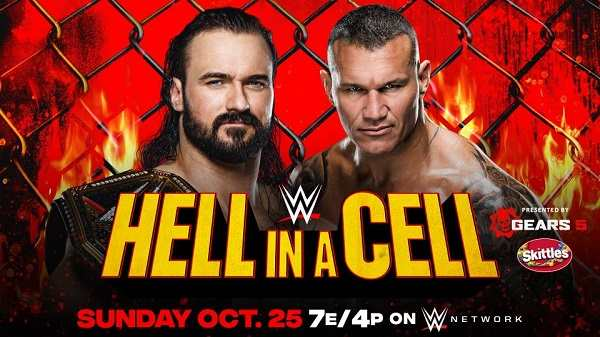 Watch latest WWE Hell In A Cell 2020 10/25/20 October 25th 2020 Live Online