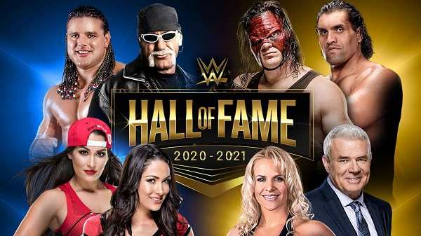 Watch WWE Hall Of Fame Induction Ceremony 2020 - 2021 4/6/21 Live Online Full Show | 6th April 2021