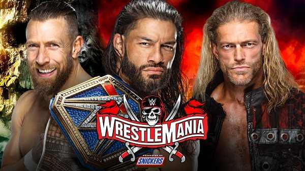 Watch WWE Wrestlemania 37 Night 2 PPV 4/11/21 Live Online Full Show | 11th April 2021