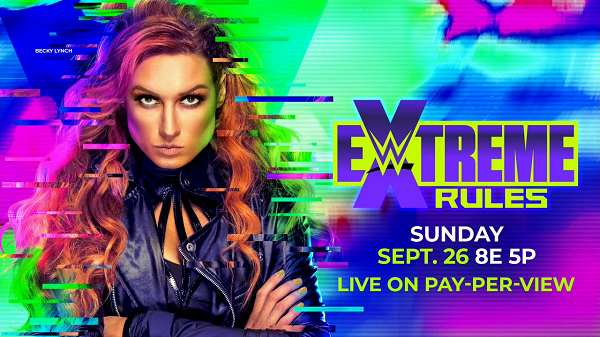 Watch WWE Extreme Rules PPV 9/26/21 Live Online Full Show   26th September 2021