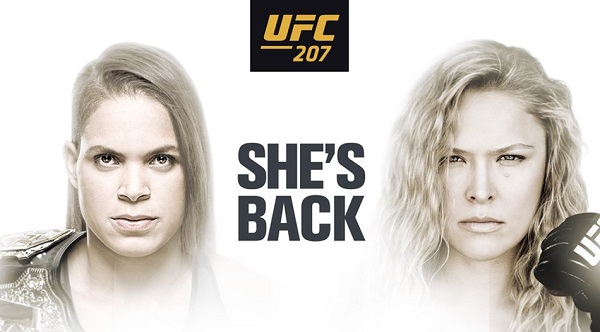 Watch UFC 207 Nunes Vs Rousey PPV 12/30/16 Live Online Full Show | 30th December 2016