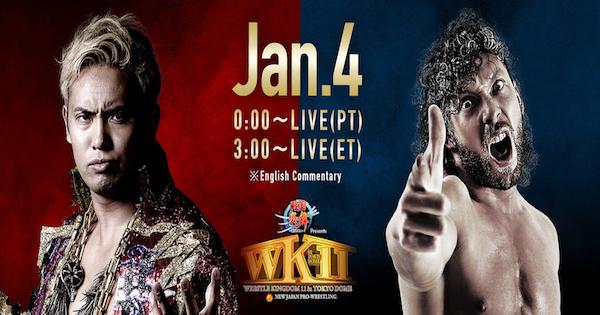 Watch NJPW Wrestle Kingdom 11 2017 IPPV 1/4/17 Live Online Full Show | 4th January 2017