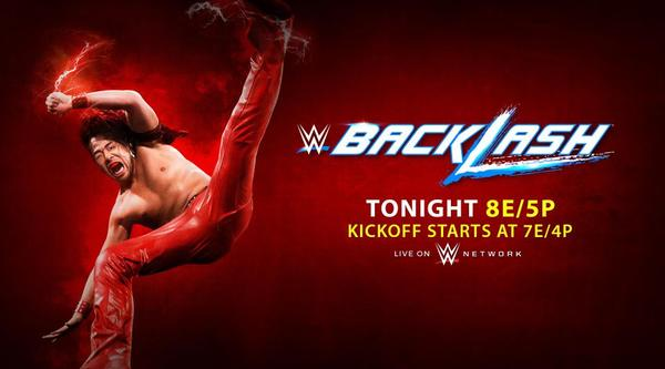 Watch WWE BackLash 2017 PPV Live 5/21/17 Live Online Full Show | 21st May 2017