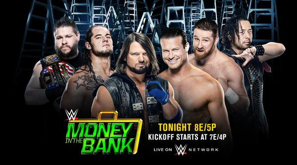 Watch WWE Money In The Bank 2017 PPV Live 6/18/17 Live Online Full Show | 18th June 2017