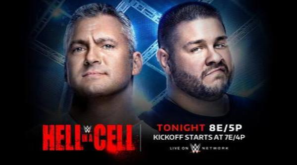 Watch WWE Hell In A Cell 2017 PPV 10/8/17 Live Online Full Show | 8th October 2017