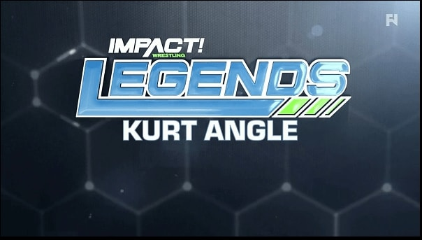 TNA Legends – Kurt Angle