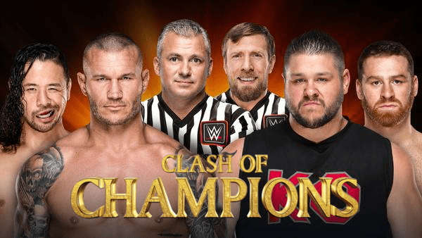 Watch WWE Clash Of Champions 2017 PPV 12/17/17 Live Online Full Show | 17th December 2017