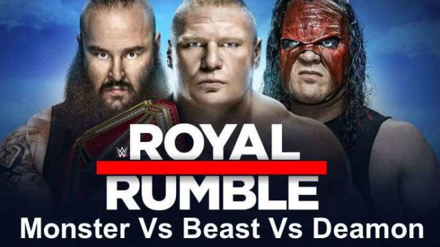 Watch WWE Royal Rumble 2018 PPV 1/28/18 Live Online Full Show | 28th January 2018