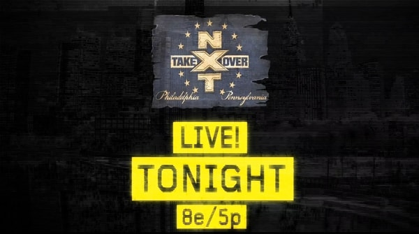 Watch WWE NXT TakeOver: Philadelphia 1/27/18 Live Online Full Show | 27th January 2018