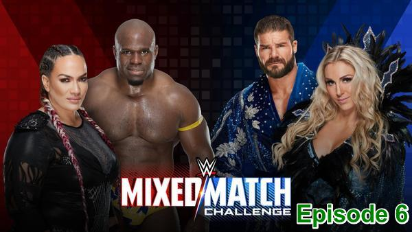 WWE Mixed Match Challenge S01E06 Episode 6