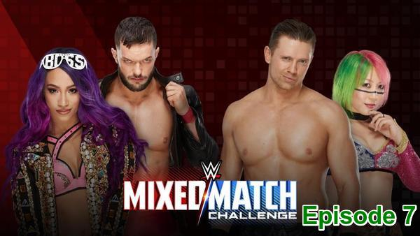 Watch WWE Mixed Match Challenge S01E07 Episode 7 Live Online Full Show