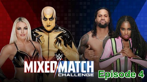 WWE Mixed Match Challenge S01E04 Episode 4