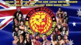 Watch All Days – NJPW Fallout DownUnder Australian Tour 2018 Live Online Full Show