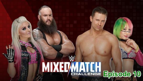 WWE Mixed Match Challenge S01E10 Episode 10