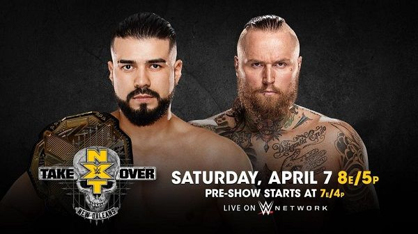 Watch WWE NxT TakeOver New Orleans 4/7/18 Live Online Full Show