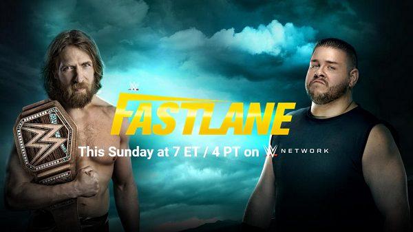 WWE Fastlane 2019 PPV 3/10/19