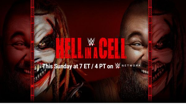 Watch WWE Hell In A Cell 2019 PPV 10/6/19 Live Online Full Show | 6th October 2019