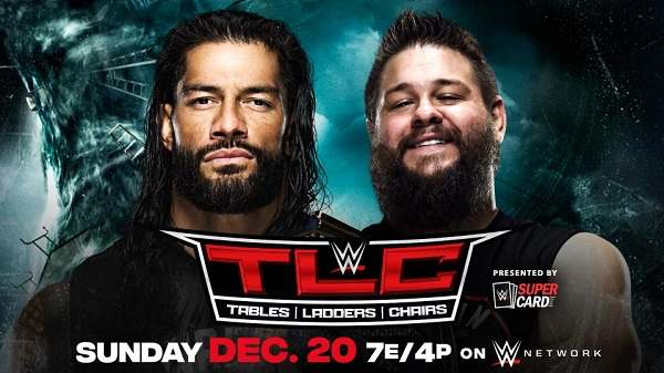 WWE TLC Tables Ladders And Chairs 2020 PPV 12/20/20